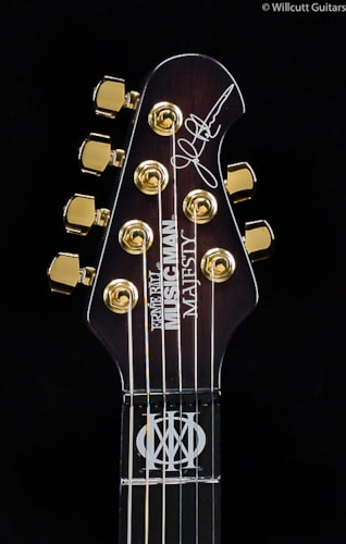 Music Man Majesty Trem Nero (746) Majesty Trem