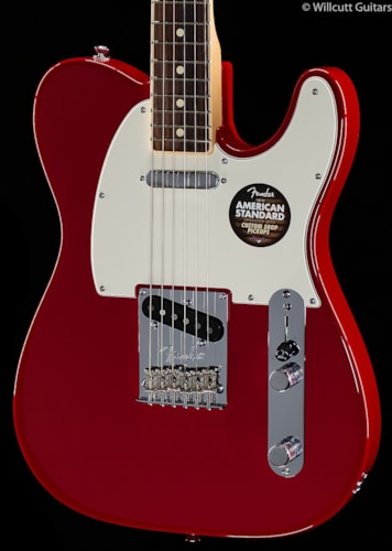 Fender® American Standard Telecaster® Channel Bound Dakota Red Limited (173) American Standard Telecaster® Channel Bound