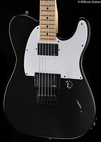 Fender® Jim Root Telecaster® Black, Maple (226) Jim Root Telecaster® Black