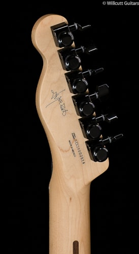Fender® Jim Root Telecaster® Black, Maple (914) Jim Root Telecaster®