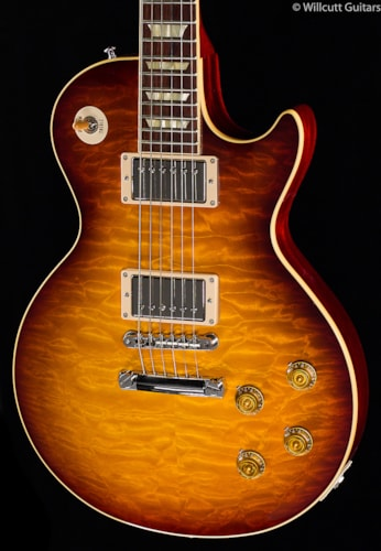 Gibson Custom Shop 1959 Les Paul Sunburst Quilt Made to Measure (167) Custom Shop 1959 Les Paul Sunburst Quilt Made to Measure