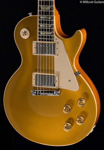 Gibson Custom Shop 1954 Les Paul Goldtop Humbuckers (006) Custom Shop 1954 Les Paul Goldtop Humbuckers