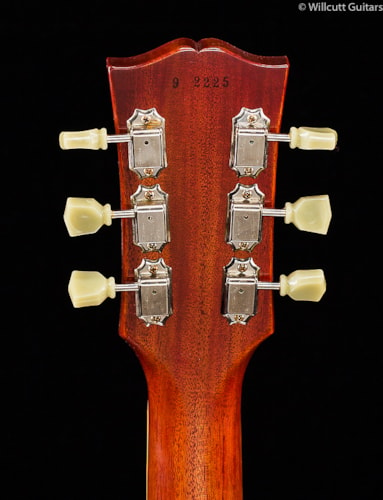 Gibson Custom Shop 1959 Les Paul Standard VOS Faded Amber Burst *Willcutt Ltd (225) Custom Shop 1959 Les Paul Standard