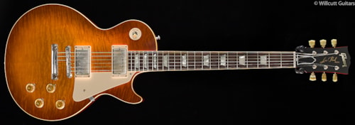 Gibson Custom Shop 1959 Les Paul Standard VOS Faded Amber Burst *Willcutt Ltd (231) Custom Shop 1959 Les Paul Standard VOS Faded Amber Burst *Willcutt Ltd