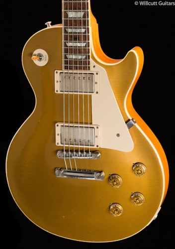 Gibson Custom Shop 1957 Les Paul Goldtop Lightly Aged (374) Custom Shop 1957 Les Paul Goldtop