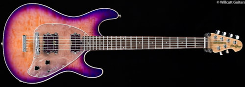 Ernie Ball Music Man Steve Morse Y2D Purple Sunset (802) Steve Morse Y2D