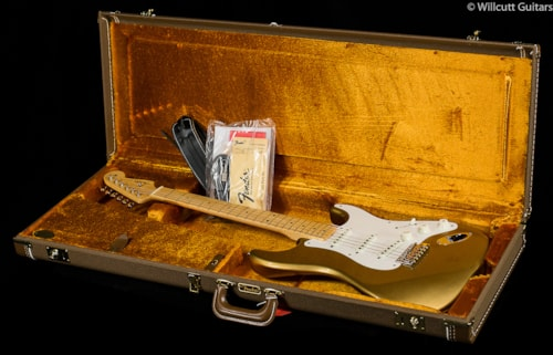 Fender® Limited Edition American Vintage '59 Stratocaster® Aztec Gold, Maple (373) Limited Edition American Vintage '59 Stratocaster®