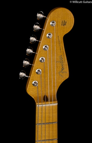Fender® Eric Johnson Stratocaster® 2-Color Sunburst, Maple (725) Eric Johnson Stratocaster®
