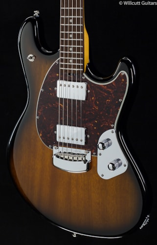Ernie Ball Music Man Premier Dealer Stingray Vintage Tobacco (801) Premier Dealer Stingray