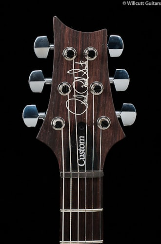 PRS Custom 24 Charcoal Burst Ten Top (359) Custom 24