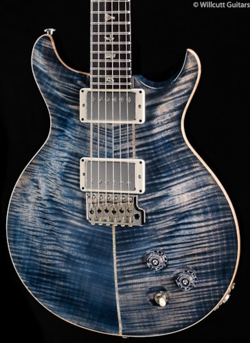 PRS Santana Signature Model Charcoal Burst 10 Top (101) Santana Signature