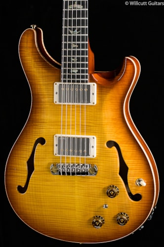 PRS Hollowbody II Artist Package Livingston Lemondrop (191) Hollowbody II Artist Package