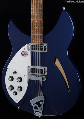 Rickenbacker 330/12 Midnight Blue Lefty (068) 330\12