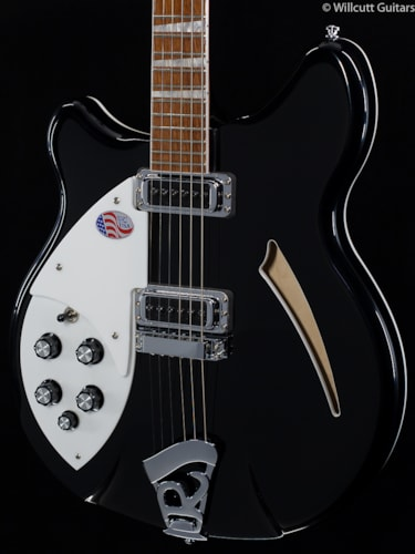Rickenbacker 360 Jetglo Lefty (070) 360