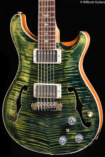 PRS Hollowbody II Leprechaun Tooth Wood Library Edition (253) Hollowbody II Leprechaun Tooth Wood Library Edition