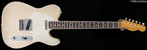 Fender® Custom Shop 1959 Telecaster® Journeyman Relic® Aged White Blonde (486) Custom Shop 1959 Telecaster®