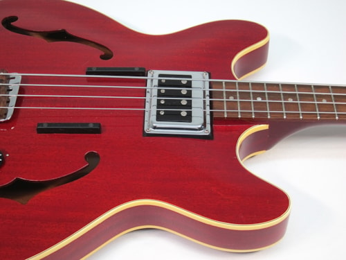 1967 Guild® Starfire™ Bass Near Mint