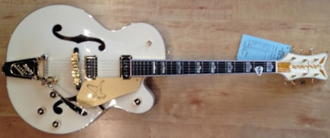 2015 Gretsch® G6136TLDS White Falcon™