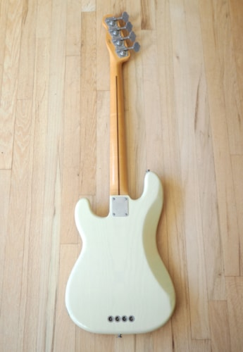 2003 Fender® Precision Bass® '55 Reissue Custom Shop Relic® Blonde Ash