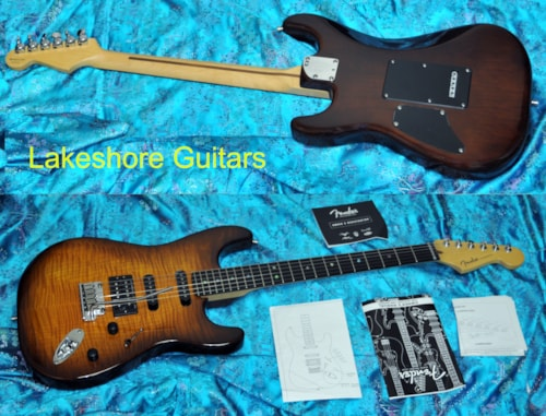 2004 Fender® American Deluxe Stratocaster® FMT 50th Anniversary