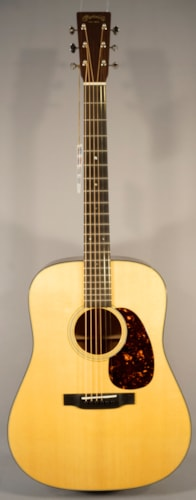 2016 Martin Guitars New! Martin D-18 Acoustic Guitar With Case!