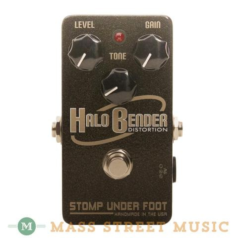 2016 Stomp Under Foot Stomp Under Foot - Halo Bender Distortion