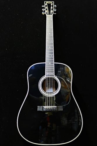 2003 Martin D-35 Johnny Cash Commemorative