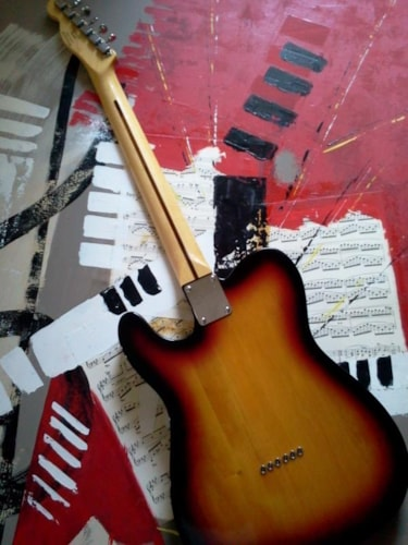 2013 Fender® Squier® Vintage Modified Telecaster® Custom