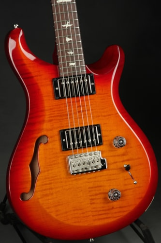 Paul Reed Smith (PRS) S2 Custom 22 Semi-Hollow - Cherry Sunburst