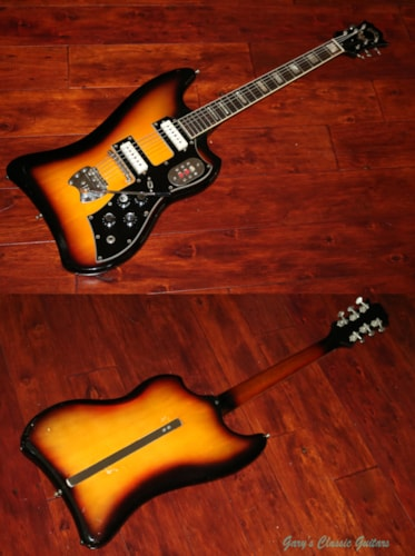 1965 Guild® Thunderbird S-200