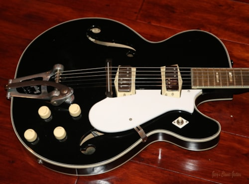 1965 Silvertone Chris Isaak  Model 1446