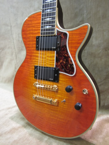 1985 Guild® NightBird GG AAA Flametop