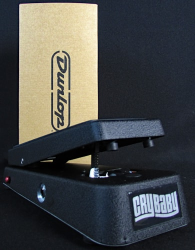 2016 Dunlop 95Q Cry Baby Wah