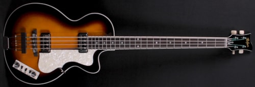 2016 HOFNER CT Contemporary Series Club Bass - w/Case