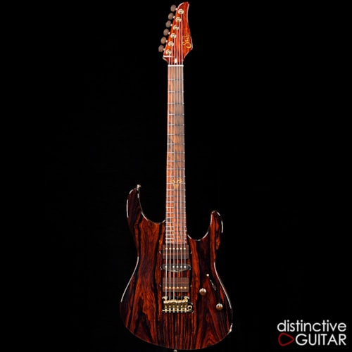 Suhr Custom Modern 2016 Collection Cocobolo