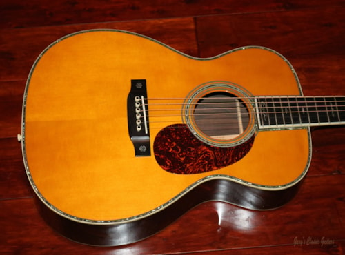 2000 Martin 000-45 ECB Eric Clapton Signature edition  152 of 200