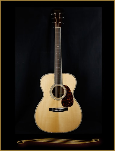 2016 Martin 000-42 Authentic 1939