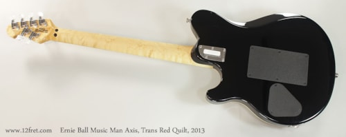 2013 ERNIE BALL MUSIC MAN Axis