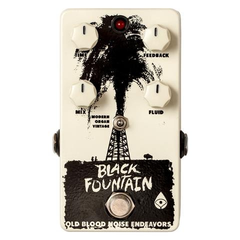2015 Old Blood Noise Endeavors Black Fountain Delay