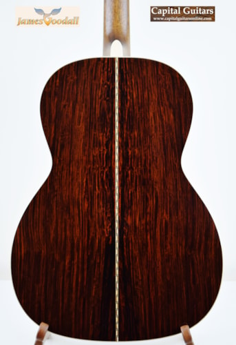 2016 Goodall Traditional 000 12-Fret SS German Spruce / Cocobolo