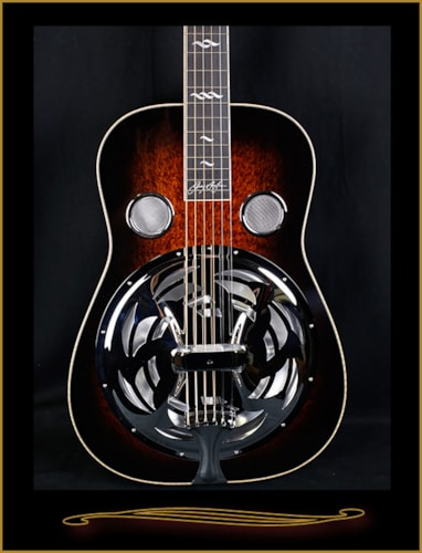 2016 Beard Jerry Douglas Signature Model