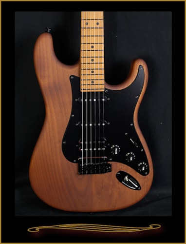 2016 Suhr Custom Classic with Roasted Alder Body