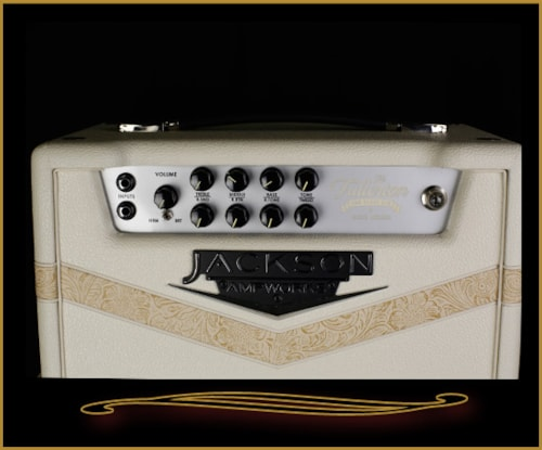 JACKSON AMPWORKS Fullerton Head and Cabinet