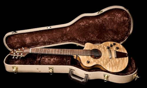 Rick Turner Model 1FW Custom Quilted Maple