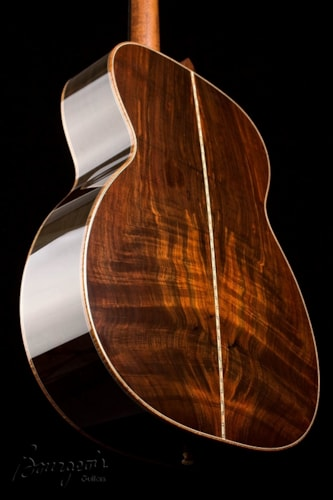 Bourgeois OM Deluxe Aged Tone Brazilian Rosewood