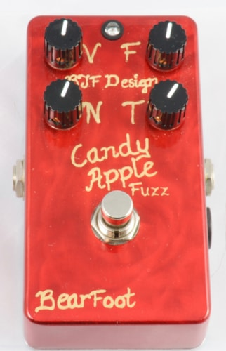 ~2017 Bearfoot BJF Candy Apple Fuzz