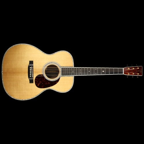 Martin Custom Shop 000-42 Cocobolo Acoustic Guitar Natural