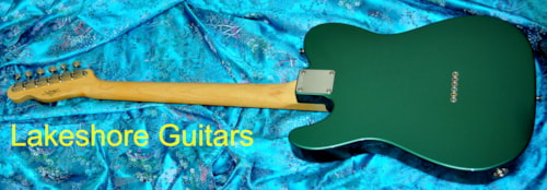 Fender® Telecaster® 1960 Reissue NOS Custom Shop