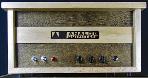 2016 Analog Outfitters ORGANic 15 Head & ORGANic 1x12 Cabinet