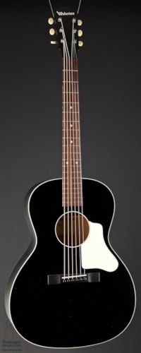Waterloo WL-14X Jet Black w/ Truss Rod Slim Neck